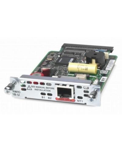 Сетевой Модуль Cisco HWIC-1B-U
