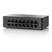 Cisco SF100D-16 16-Port 10/100 Desktop Switch