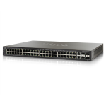 Cisco SG500-52P 52-port Gigabit POE Stackable Managed Switch