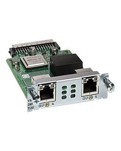 Cisco NIM-2MFT-T1/E1