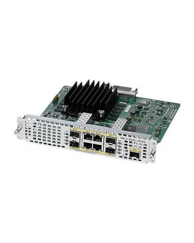 Cisco SM-X-4X1G-1X10G