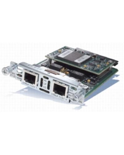Модуль расширения Cisco VWIC-2T1/E1-RAN