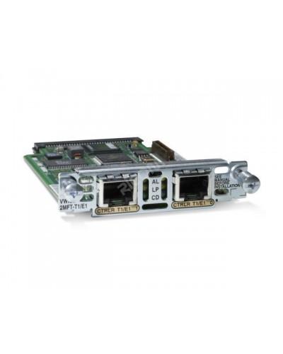 Cisco VWIC2-2MFT-T1/E1