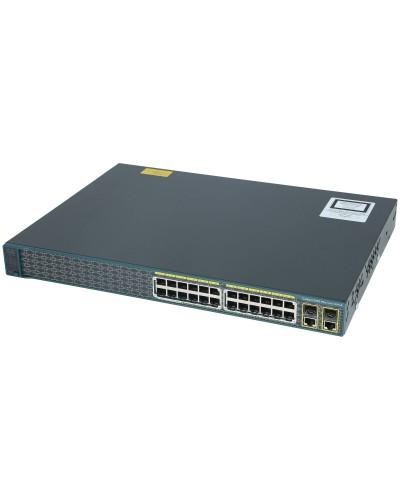 Коммутатор Cisco Catalyst WS-C2960R+24PC-S