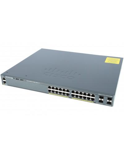 Коммутатор Cisco Catalyst WS-C2960RX-24PS-L