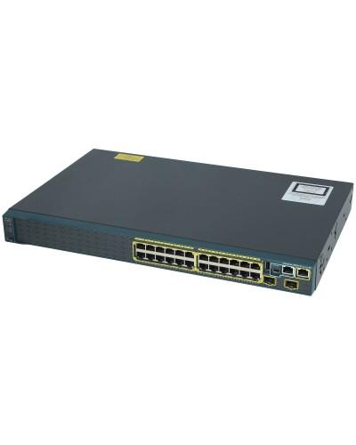 Коммутатор Cisco Catalyst WS-C2960S-F24PS-L