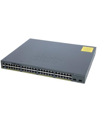Коммутатор Cisco Catalyst WS-C2960X-48FPD