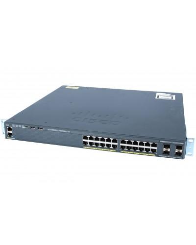 Коммутатор Cisco Catalyst WS-C2960XR-24PS-I