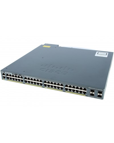 Коммутатор Cisco Catalyst WS-C2960XR-48FPD-I