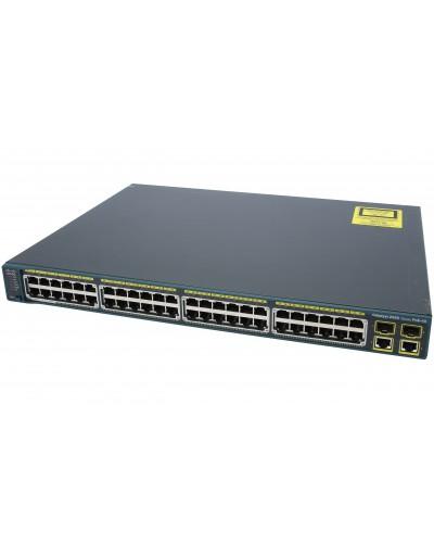 Коммутатор Cisco Catalyst WS-C2960-48PST-S