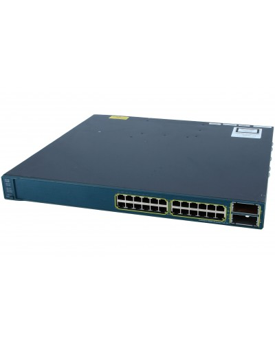 Коммутатор Cisco Catalyst WS-C3560E-24PD-E