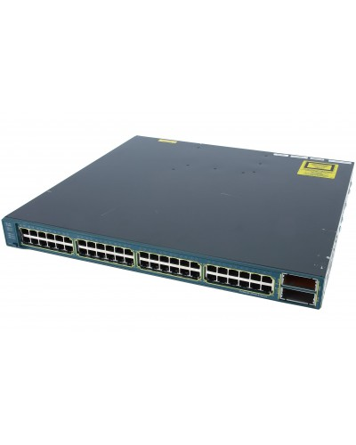 Коммутатор Cisco Catalyst WS-C3560E-48TD-S