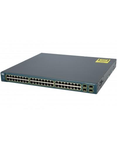 Коммутатор Cisco Catalyst WS-C3560G-48TS-S