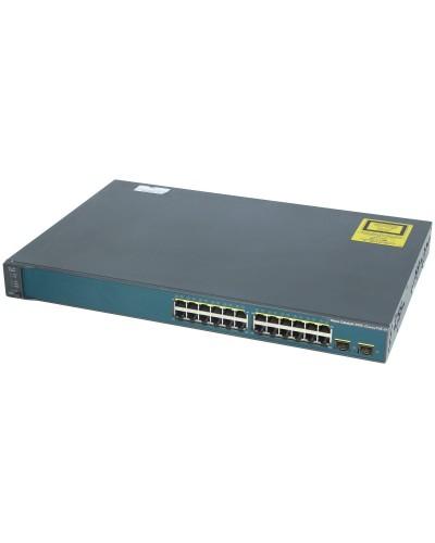 Коммутатор Cisco Catalyst WS-C3560V2-24PS-E