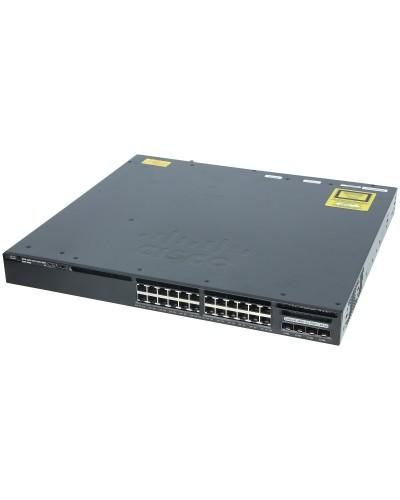 Коммутатор Cisco Catalyst WS-C3650-24PS-L