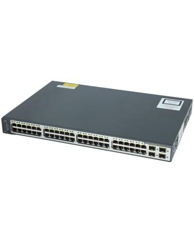 Коммутатор Cisco Catalyst WS-C3750V2-48PS-S
