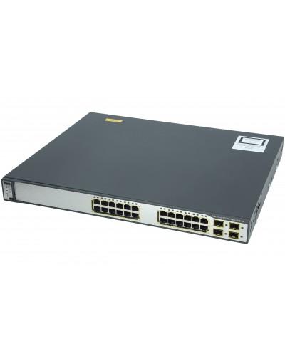 Коммутатор Cisco Catalyst WS-C3750G-24PS-S