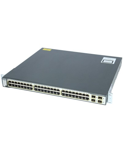Коммутатор Cisco Catalyst WS-C3750G-48TS-E