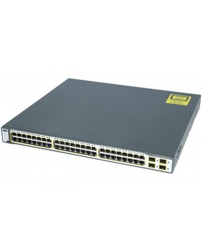 Коммутатор Cisco Catalyst WS-C3750G-48TS-S