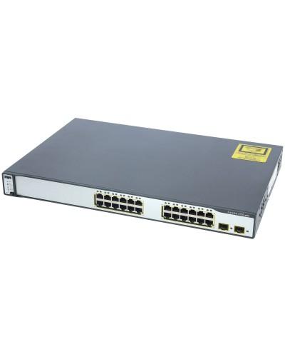 Коммутатор Cisco Catalyst WS-C3750-24TS-S