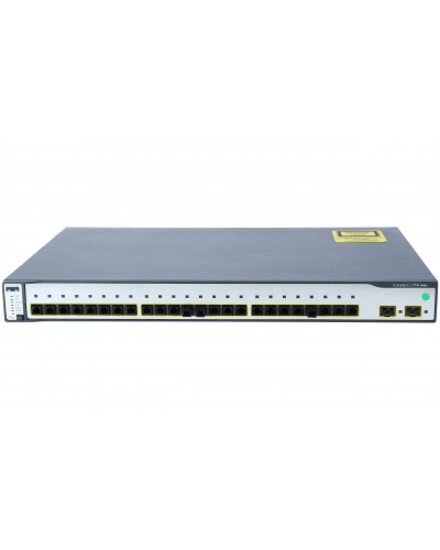 Коммутатор Cisco Catalyst WS-C3750-24FS-S