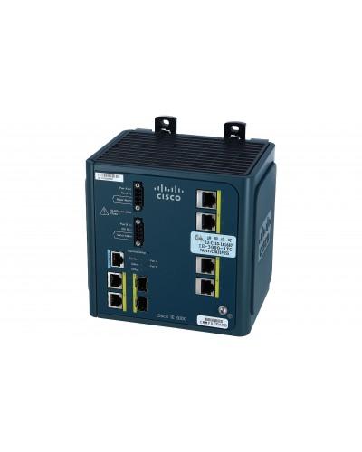 Коммутатор Cisco Industrial IE-3000-4TC-E