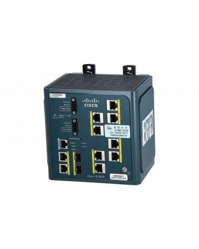 Коммутатор Cisco Industrial IE-3000-8TC-E