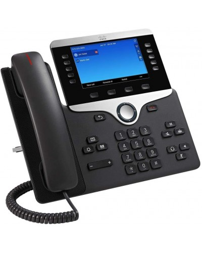 IP Телефон Cisco CP-8841-3PW-NA-K9
