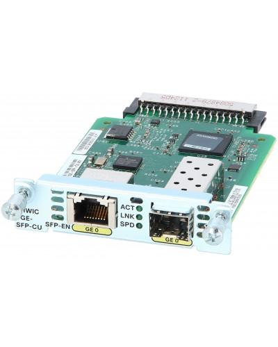 Сетевой Модуль Cisco EHWIC-1GE-SFP-CU