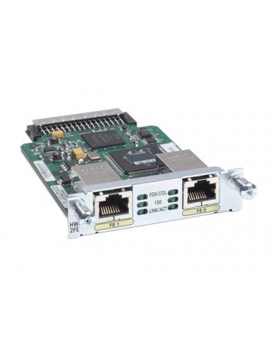 Сетевой Модуль Cisco HWIC-2FE