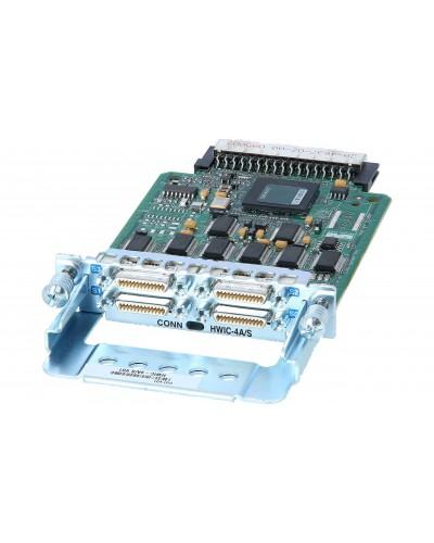 Сетевой Модуль Cisco HWIC-4A/S