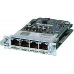Сетевой Модуль Cisco HWIC-4ESW-POE