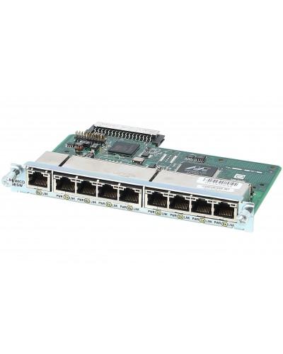 Сетевой Модуль Cisco HWIC-D-9ESW-POE