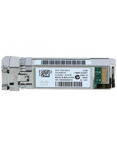 SFP Трансивер (Модуль) Cisco SFP-10G-SR-S