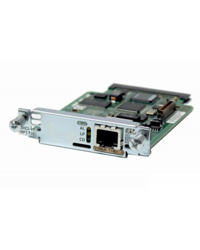 Модуль расширения Cisco VWIC2-1MFT-T1/E1